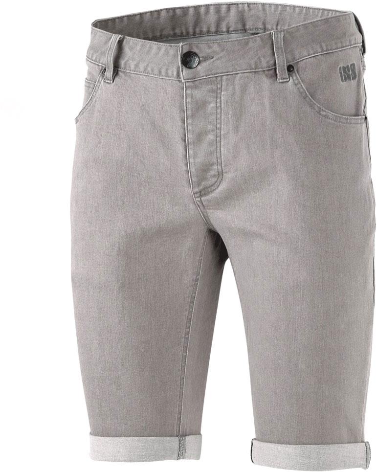 IXS Nugget, Jeans Shorts - Grau - 32 473-510-8061-009-32