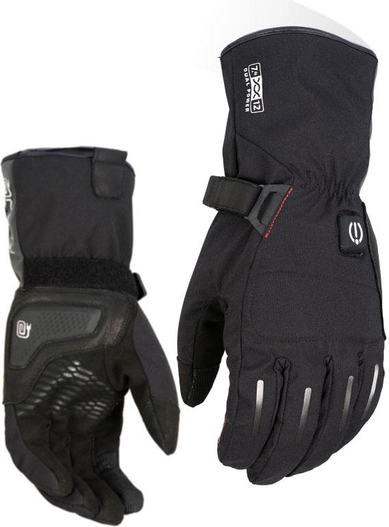 Klan-e Infinity 3.0, Handschuhe beheizt - Schwarz - XS 725.1002.XS.101