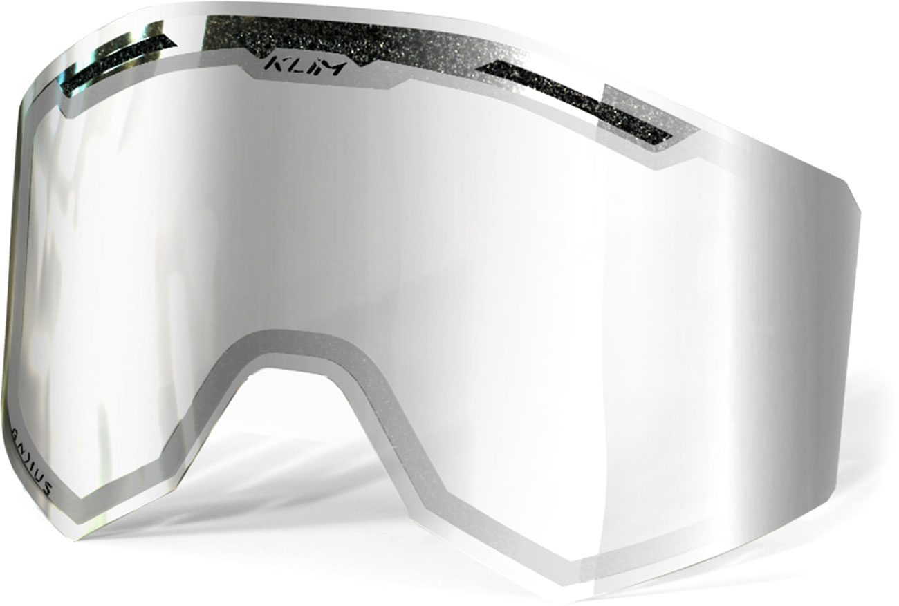 Klim Radius/Radius Pro, Objektiv gespiegelt - Klar/Silber-Verspiegelt 7000-902-000-061