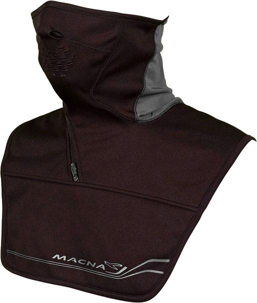 Macna Facemask, Gesichtsschutz - Schwarz 165-7015-180