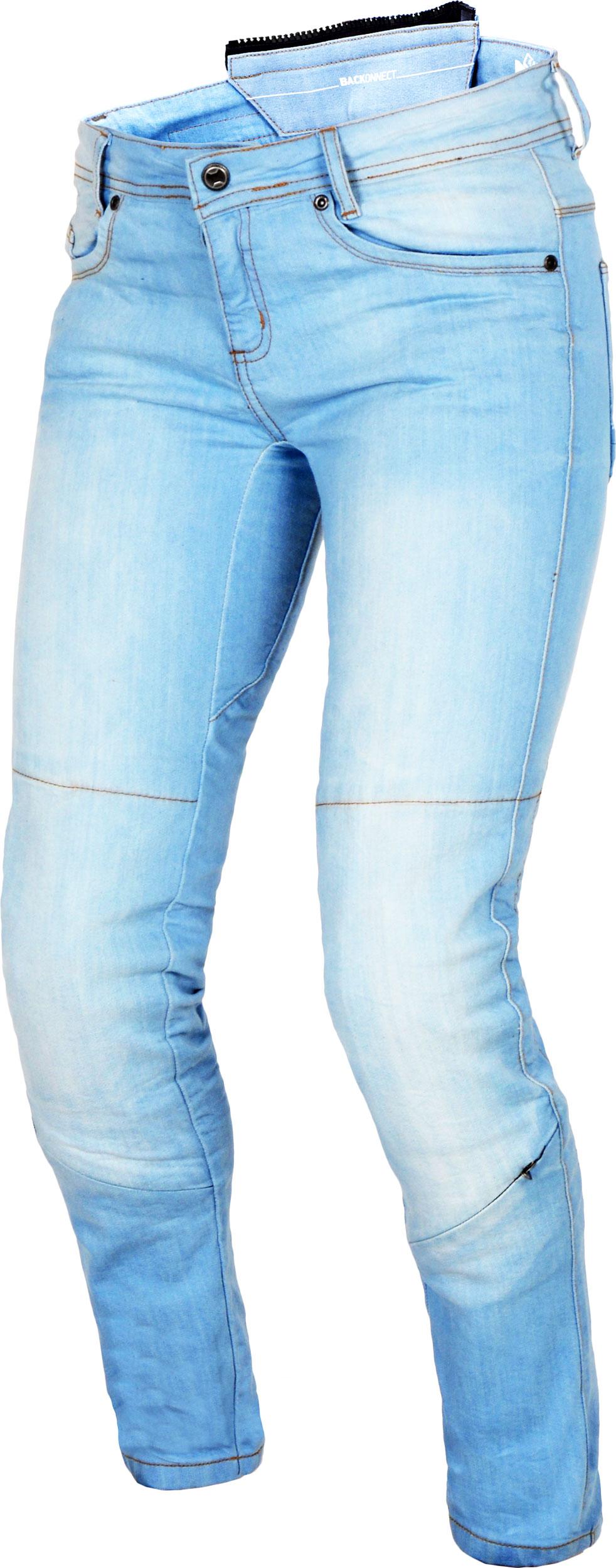 Macna Jenny, Jeans Damen - Grau - 26 165-4002-26-808