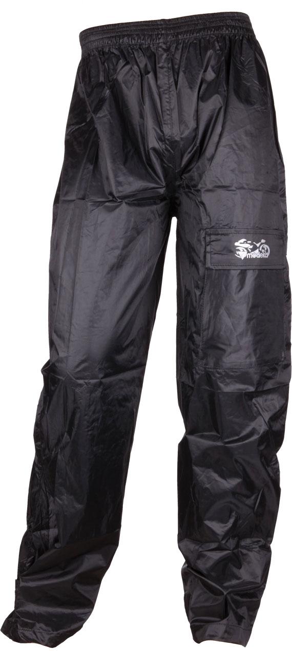 Modeka Easy Winter, Regenhose - Schwarz - M 081521-10-M