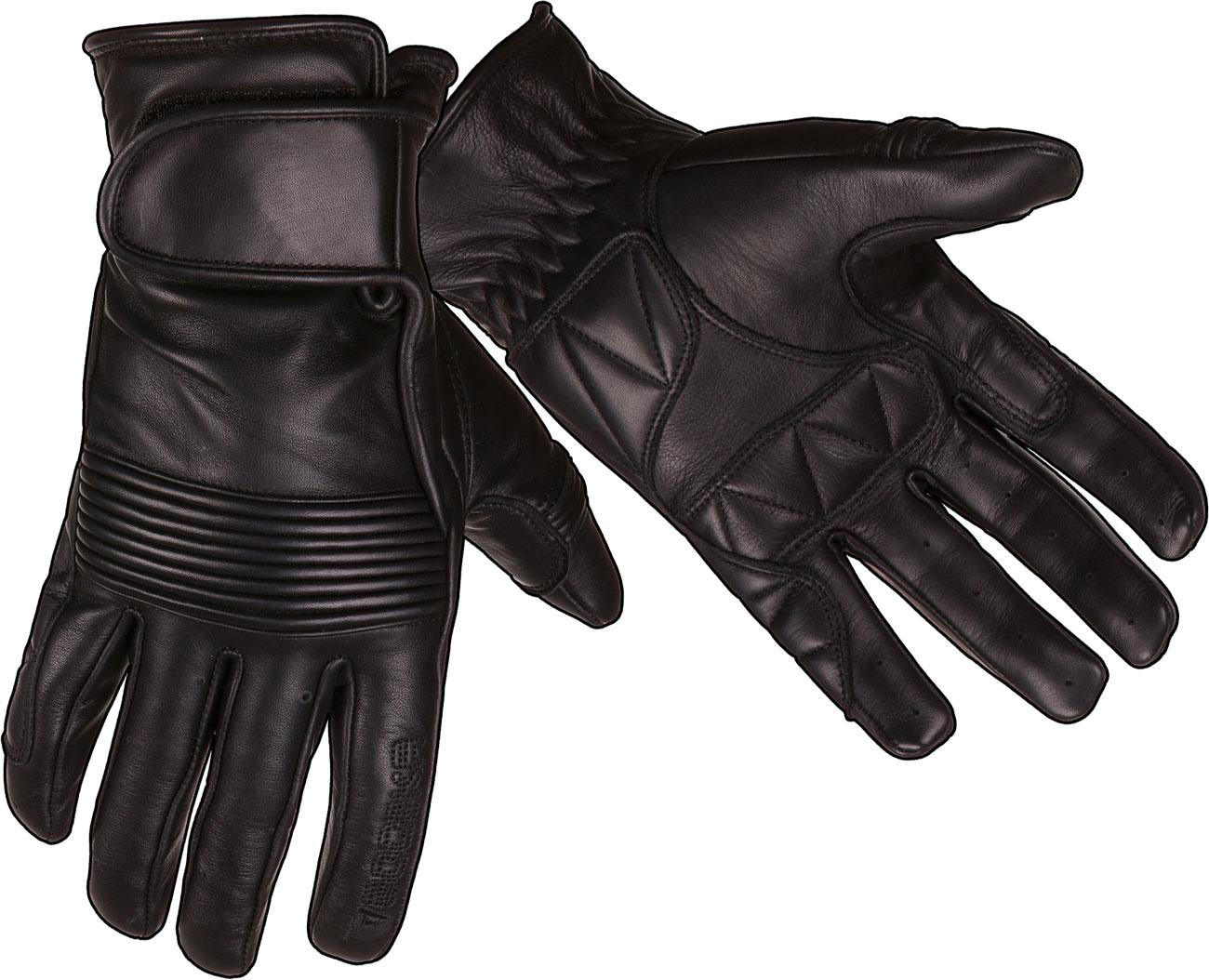 Modeka Gilroy, Handschuhe - Schwarz - 12 074260-10-12