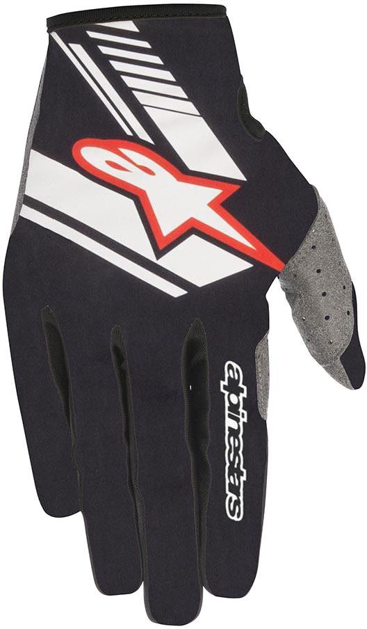 Alpinestars Neo, Handschuhe - Blau/Rot - XXL 3565518-730-XXL