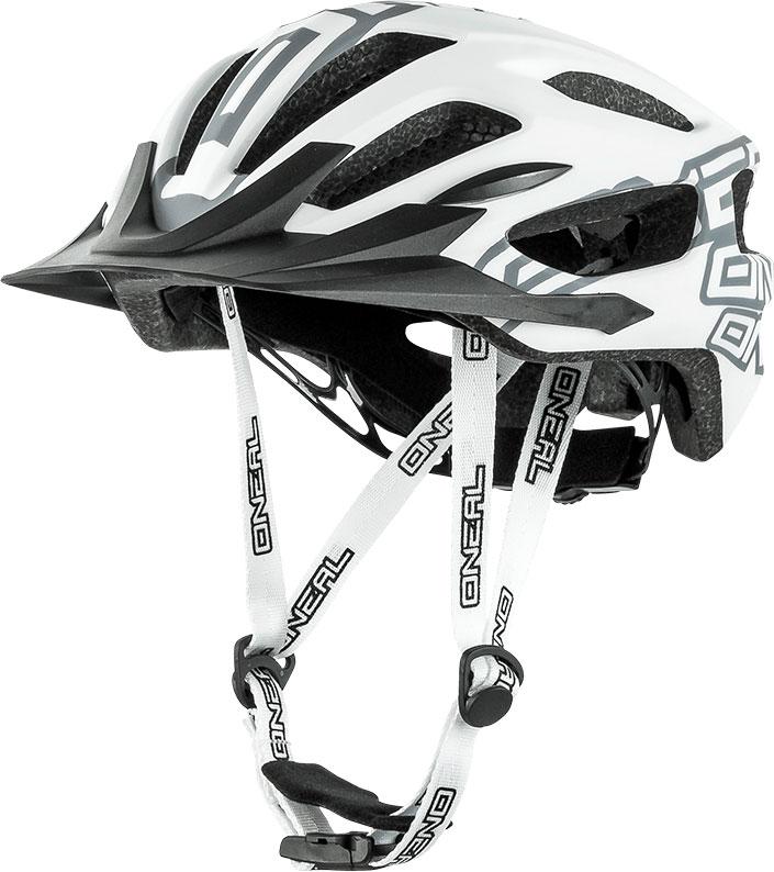 ONeal Q S16, Fahrradhelm - Matt-Weiß - L/XL 0504-002