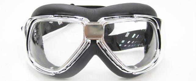 Redbike Manx, Brille - Silber/Schwarz Klar 885-806-000