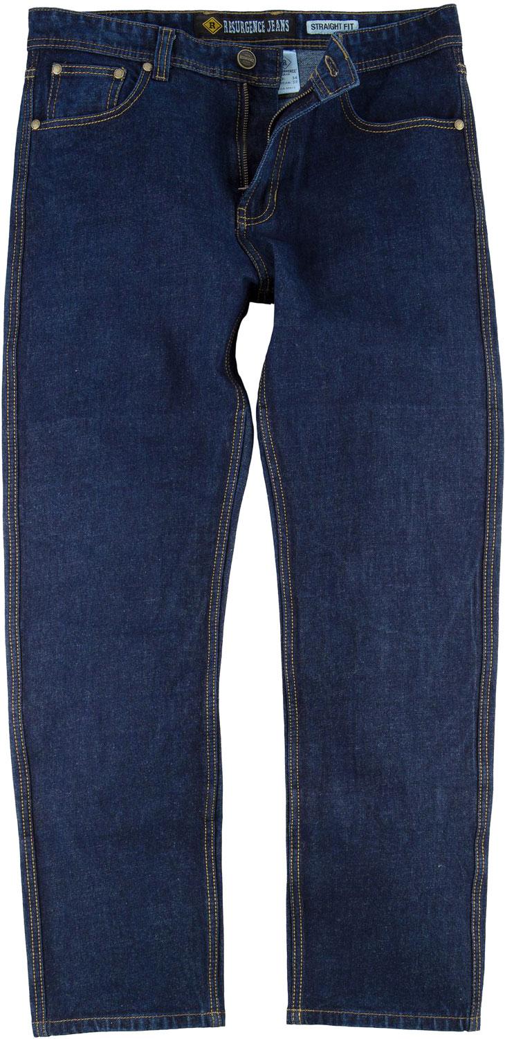 Resurgence Gear New Wave, Jeans - Blau - 44/34 RG-M-NW-IB-44/34