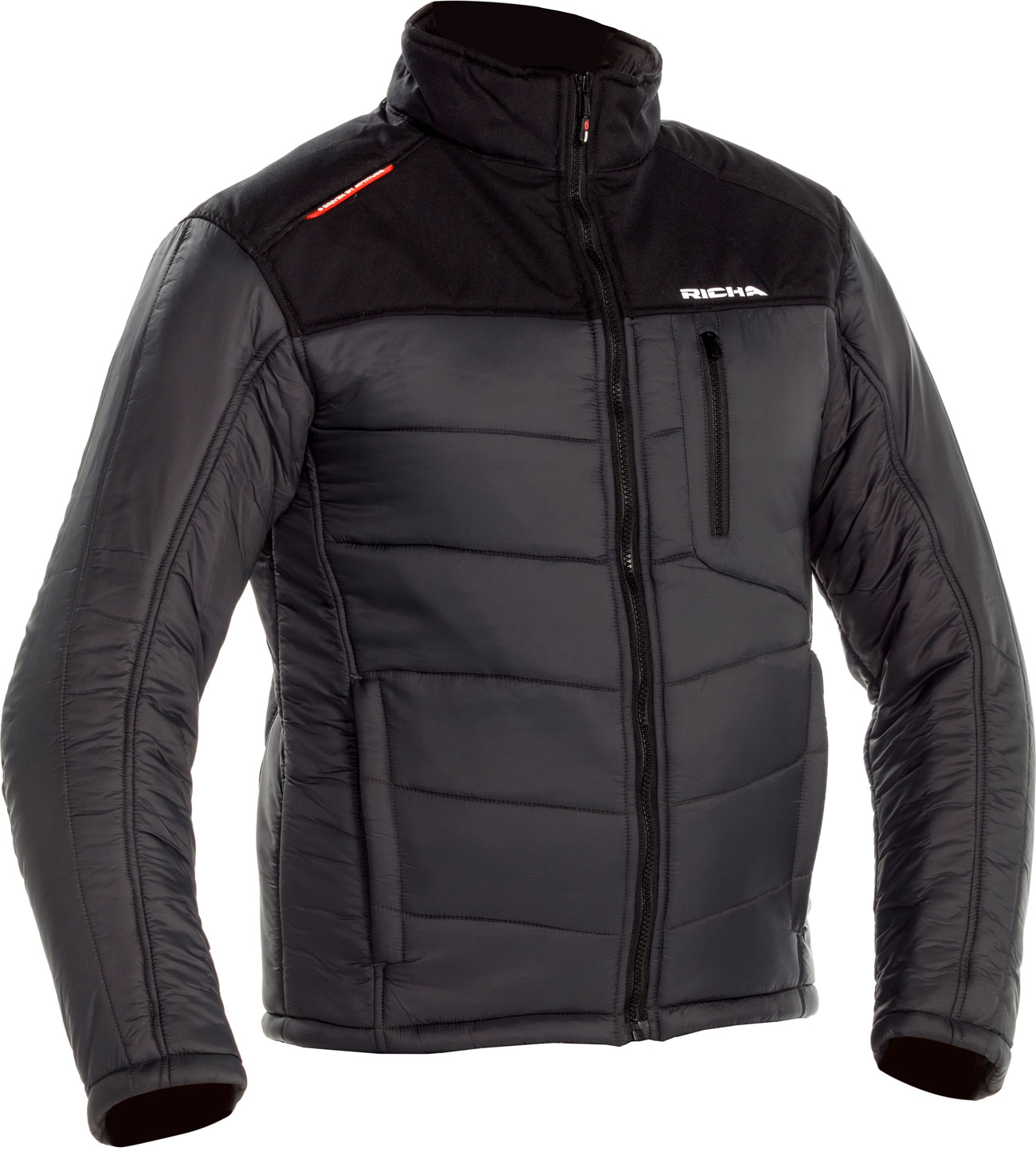 Richa Avalanche, Textiljacke - Schwarz - 2XL 2AVA-100-2XL