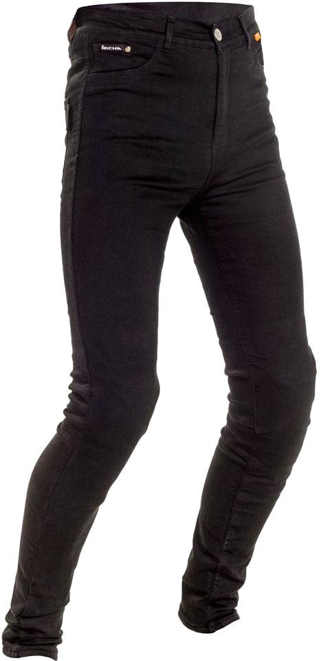 Richa Jegging, Jeans - Schwarz - 38 7JE-100-38
