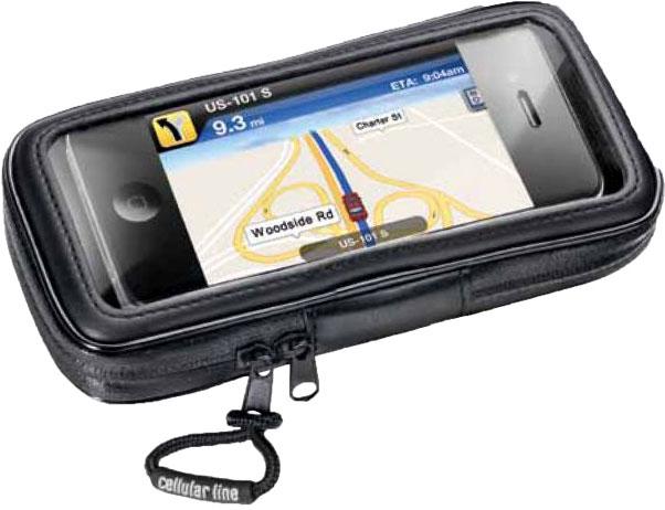 Interphone Roller, Smartphone-Halterung - Schwarz 49-06210020
