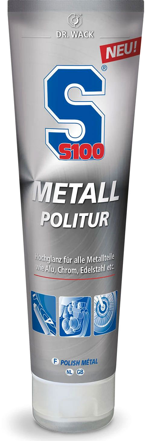Dr OK Wack S100 Metall, Politur - 100 ml 2405