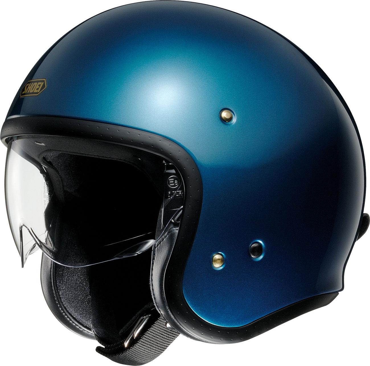 Shoei J.O Jethelm - Blau - M 13.08.019.4