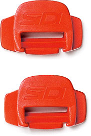 Sidi Stone, Gurthalterung für Schnalle - Neon-Rot 52132-00-162