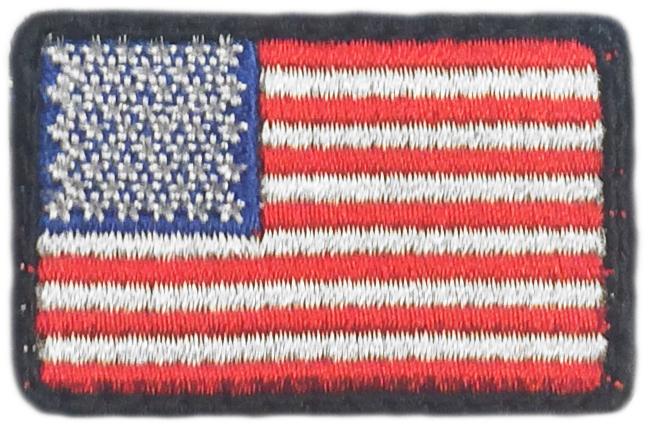 Spidi Flaggen, Patch - USA M100-007-TU