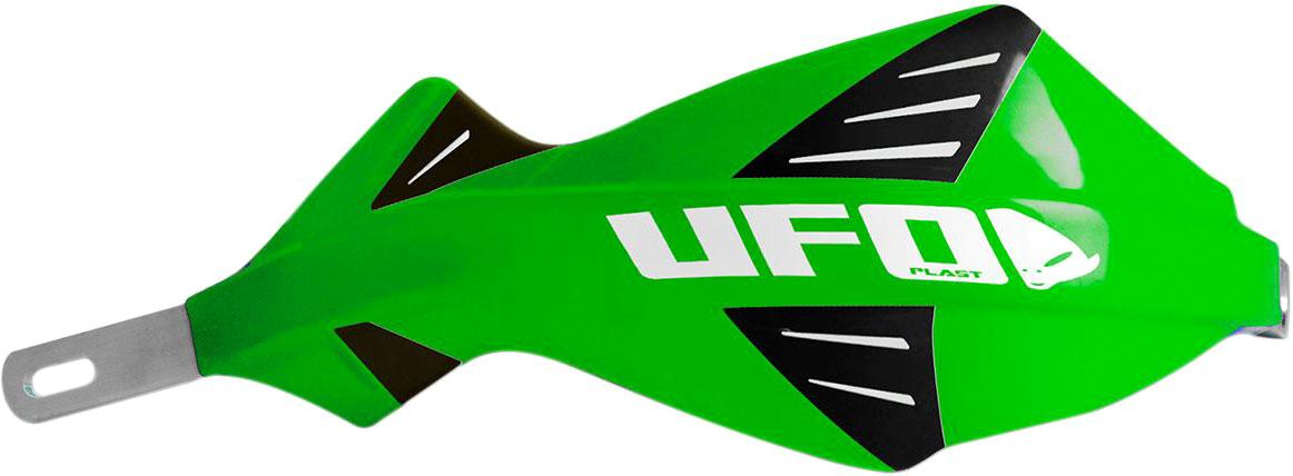 UFO Discover 22mm, Handschützer - Grün 06351588
