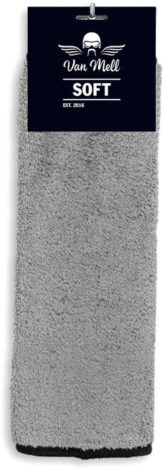 Van Mell DVM-3009, Poliertuch - Grau