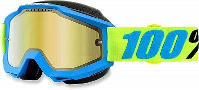 100 Percent Accuri Belize S19, gafas de esquí
