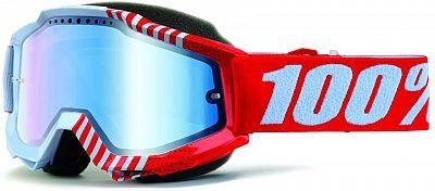 100 Percent Accuri Cupcoy S19, gafas de esquí