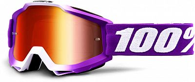 100 Percent Accuri Framboise S19, gafas de Cross