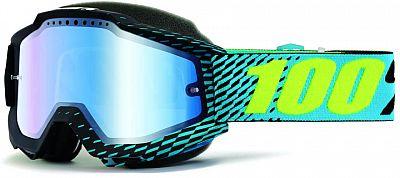 100 Percent Accuri R-Core S19, gafas de esquí