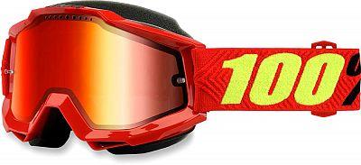 100 Percent Accuri Saarinen S19, gafas de esquí