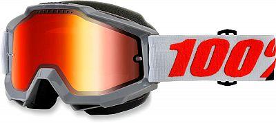 100 Percent Accuri Solberg S19, gafas de esquí