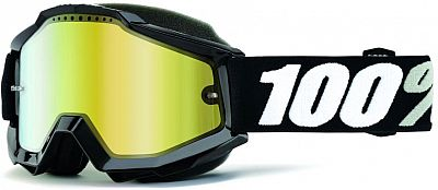 100 Percent Accuri Tornado S19, gafas de esquí