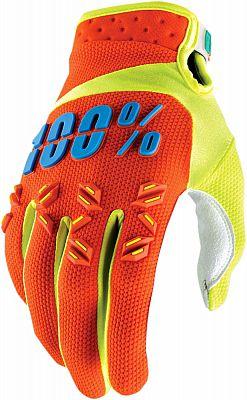 100 Percent Airmatic S17, niños de guantes