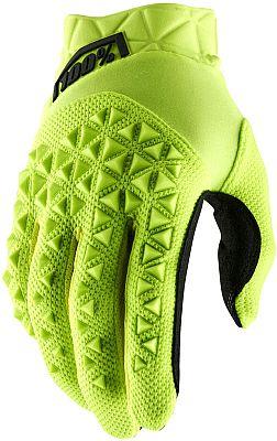 100 Percent Airmatic S19, niños de guantes