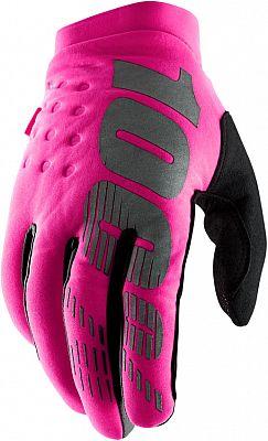 100 Percent Brisker S19, mujeres de guantes