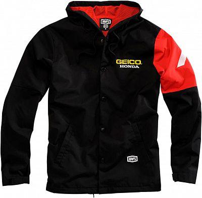 100-Percent-Geico-Honda-Flux-Chaqueta-Textil
