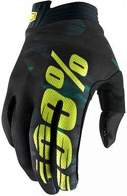 100 Percent iTrack S19, niños de guantes