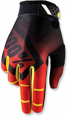 100 Percent Ridefit Corp S19, guantes