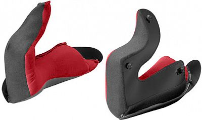 X-Lite cheek pads for X-551 GT