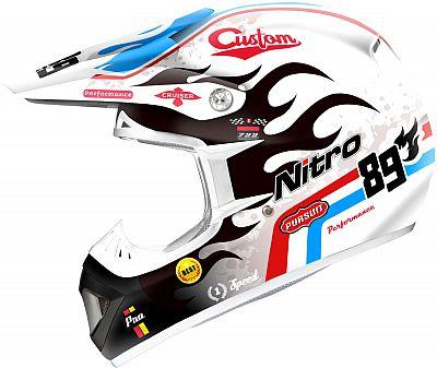 Nitro-608-MX-Retro-cross-helmet-eleccion-de-scond