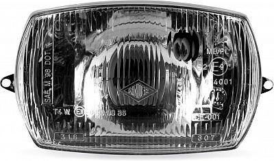 Acerbis DHH CE, caso de la linterna de repuesto