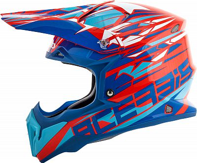 Acerbis Impact 3.0 S17, casco cruzado