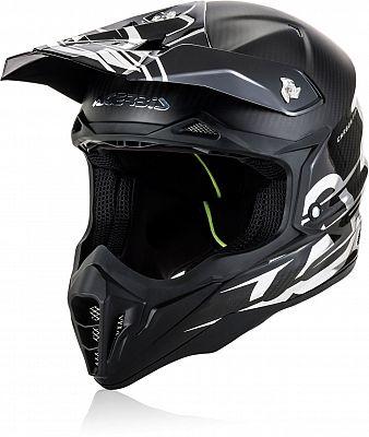 Acerbis Impact S19 X-Carbon, casco cruzado