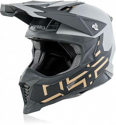 Acerbis Impact S19 X-Racer VTR, casco cruzado