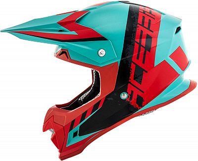 Acerbis Profile 4 S18, casco cruzado