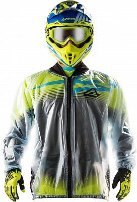 Acerbis Rain Pro Clear 3.0, chaqueta de lluvia