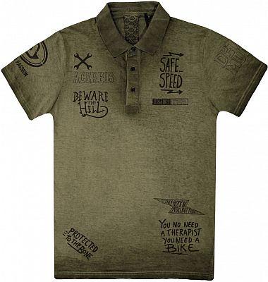 Acerbis SP Club Therapist, camisa de polo