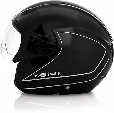Acerbis X-Jet On Bike S16, Casco Jet