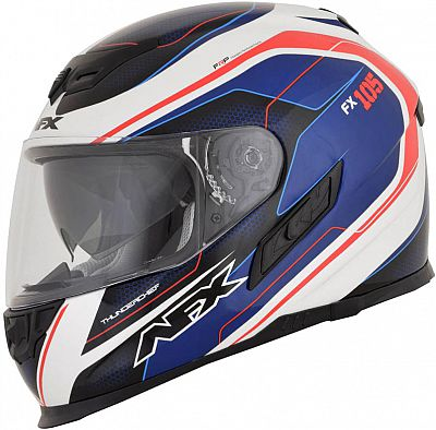 AFX FX-105 Thunderchief, casco integral