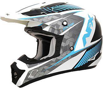 AFX FX-17 Factor, casco cruzado