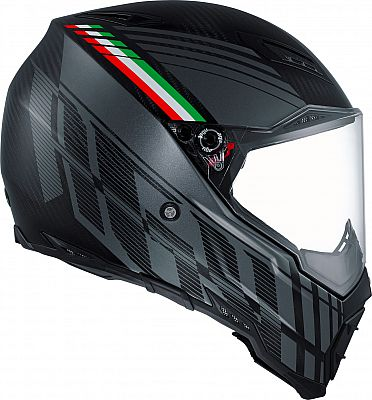 AGV-AX-8-Naked-Carbon-Black-Forest-casco-cruzado
