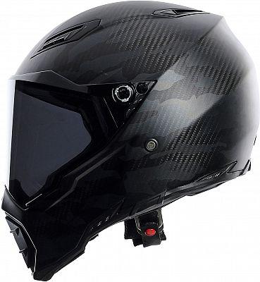 AGV-AX-8-Naked-Carbon-Fury-casco-integral