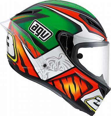 Motoin SE AGV Corsa 23 Replica, integral helmet