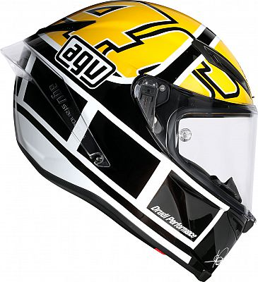 Image of AGV Corsa-R Rossi Goodwood Helmet