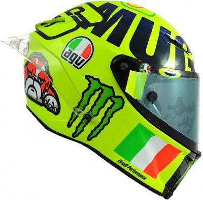AGV Corsa R Rossi Mugello 2016 Replica, casco integral